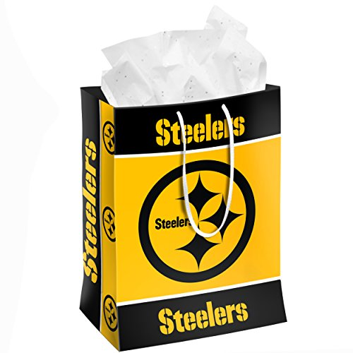 Pittsburgh Steelers Official NFL Gift Bag