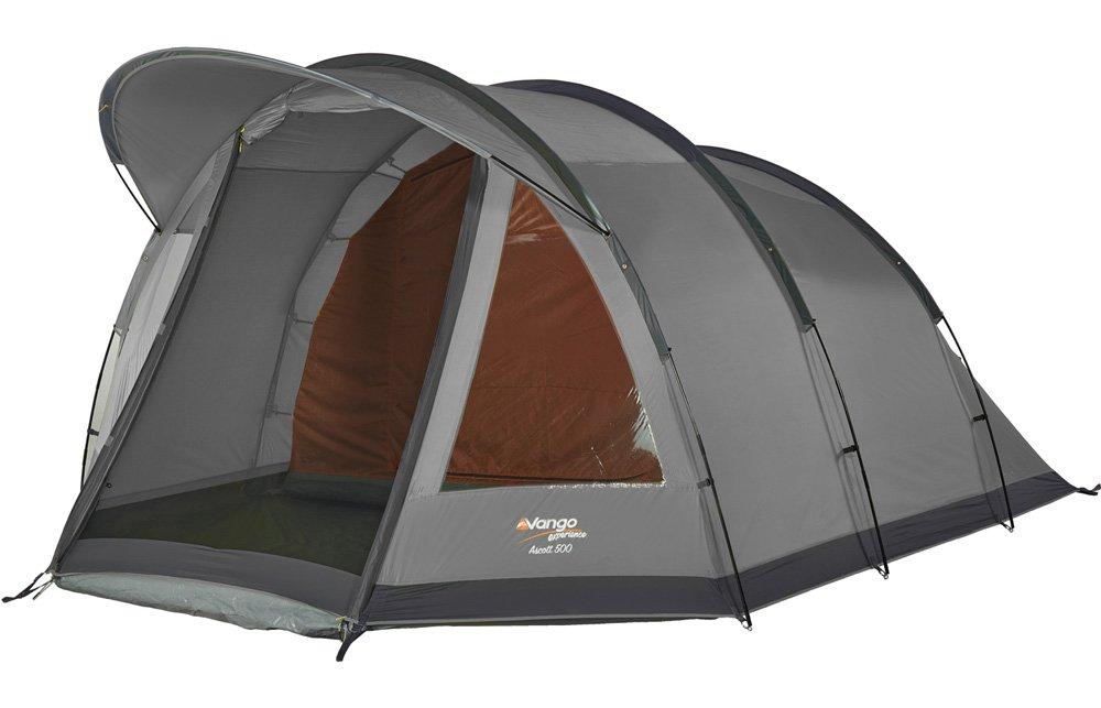 Vango Ascott 500 Tent Cloud Grau 2018 Zelt