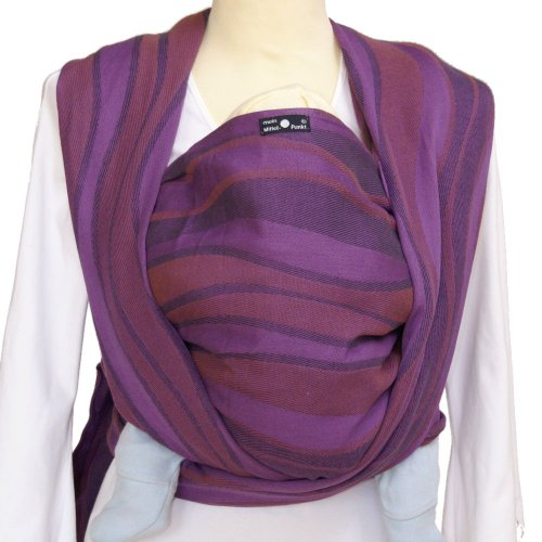 DIDYMOS Woven Wrap Baby Carrier Waves Elder (Organic Cotton), Size 3 (Didymos Baby Wrap)