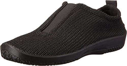 Arcopedico Women's ES Slip On Black 42 European