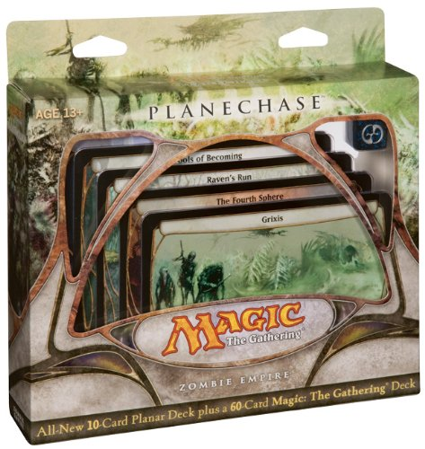 Planechase Deck - Magic the Gathering- MTG: Planechase - Zombie Empire - Game Pack