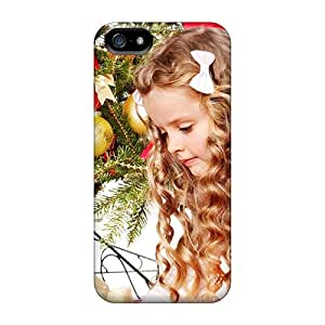 High Quality Shock Absorbing Case For Iphone 5/5s-christmas Baby