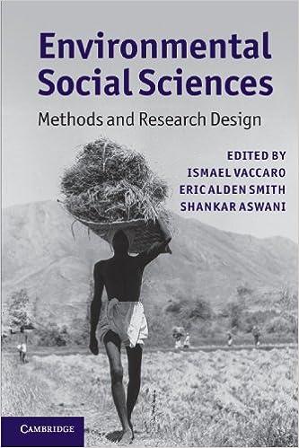 Environmental Social Sciences