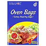 WRAPOK 16 Bags Oven Cooking Turkey Bags Large Size