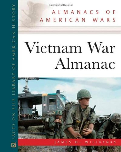 Vietnam War Almanac (Almanacs of American Wars) by Facts on File