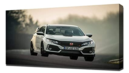 Honda Civic Type R Release Date Usa >> Amazon Com Lilarama Usa 2018 Honda Civic Type R V11