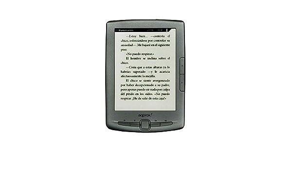 Approx appEB04E 2GB Gris lectore de e-Book: Amazon.es: Electrónica