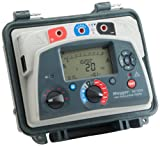 Megger MIT1025-US Insulation Tester with Output, 20 Teraohms Resistance, 10kV Multi-Range Test Voltage