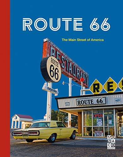 A superbly illustrated book of photographs following the iconic Route 66 from Chicago to Los Angeles Includes a detailed atlas of the route, in addition to practical information Route 66, the first continuous road linking Chicago and Los Angel...