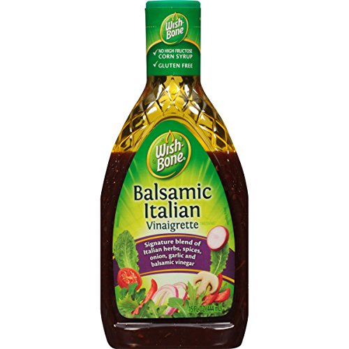 Red Onion Vinaigrette (Wish-Bone Salad Dressing, Balsamic Vinaigrette, 15 Ounce)