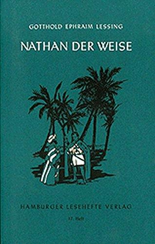 Hamburger Lesehefte, Nr.17, Nathan der Weise