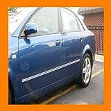 2001 chevy suburban door panel - 2000-2006 CHEVY CHEVROLET SUBURBAN 1500 2500 CHROME SIDE / DOOR TRIM MOLDINGS 2PC 2001 2002 2003 2004 2005 00 01 02 03 04 05 06