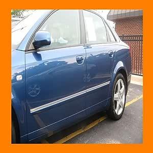 Chrome TRUNK TRIM Tailgate Molding Kit for ford models 2000-2006