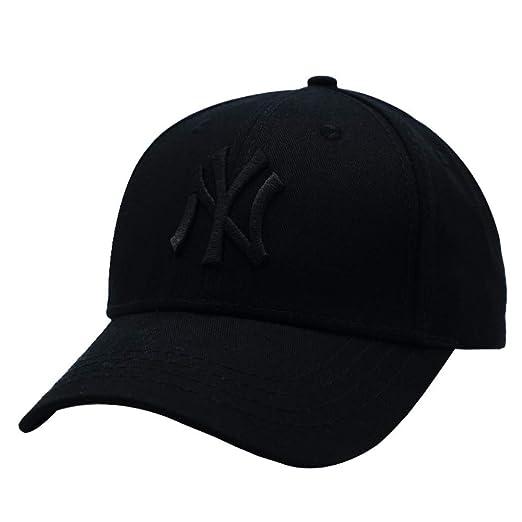 zlhcich Sombrero de béisbol Femenino Casual Salvaje Top Suave Tapa ...