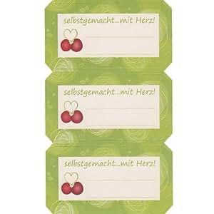30 pcs GASTRO etiquetas pegatinas para vasos para flores presupuestarios etiquetas para conservas tarro de mermelada y resalta la confitura seremos tostados confituras dosis