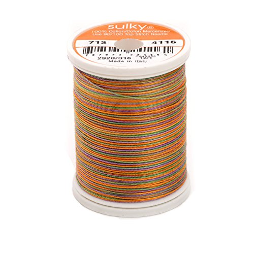 Sulky Blendables Thread for Sewing, 330-Yard, Garden Florals