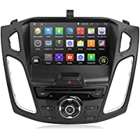 Rupse For 2015 Ford Focus 9 Inch Android5.1.1 HD 1080P DVD Navigation System With Capacitive Screen