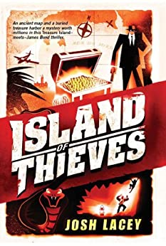 Island Thieves Josh Lacey ebook product image