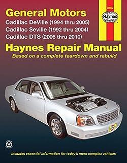 cadillac deville fleetwood eldorado seville 1990 1998 chilton s rh amazon com 2000 cadillac eldorado owners manual 2002 Cadillac Eldorado