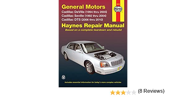 Gm cadillac deville 94 thru 05 seville 92 thru 04 dts gm cadillac deville 94 thru 05 seville 92 thru 04 dts haynes repair manual haynes 9781563928154 amazon books fandeluxe Image collections
