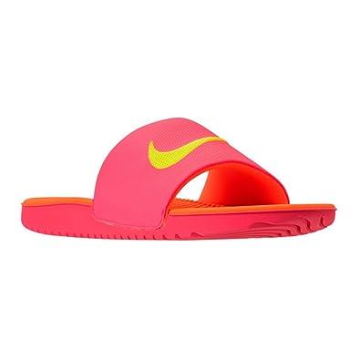 8ba6e18ce90bfa ... Nike Kids Kawa Slide (GS PS) Athletic Sandal (2 M US cozy fresh ...