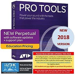 Avid Pro Tools 2018 Academic (Download Card O...