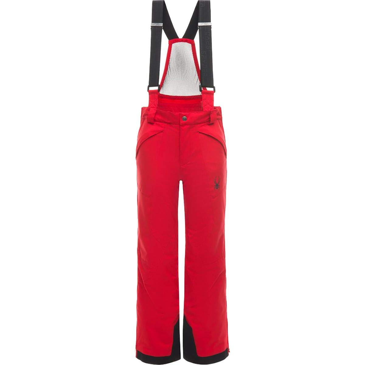 Spyder Kids Boy's Guard Pants (Big Kids) Red/Black 8