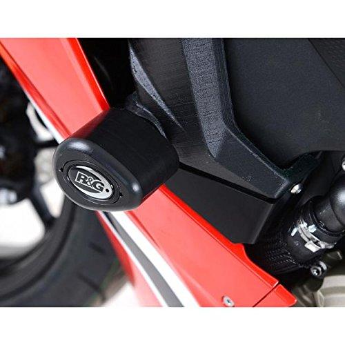 R&G Aero Style Frame Sliders for Honda CBR1000RR/SP/SP2 '17 | No-Cut Kit ()
