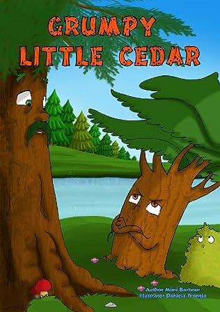 book cover of Grumpy Little Cedar