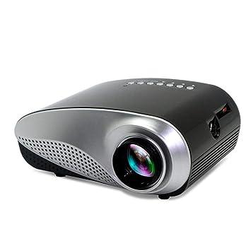 YL-light Proyector Proyector de Video portátil Soporte Full HD ...