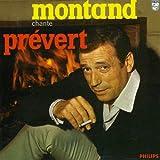 Yves Montand chante Jacques Prévert