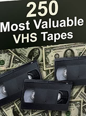 250 most valuable vhs tapes kindle edition by mark feldt kimberly feldt humor. Black Bedroom Furniture Sets. Home Design Ideas