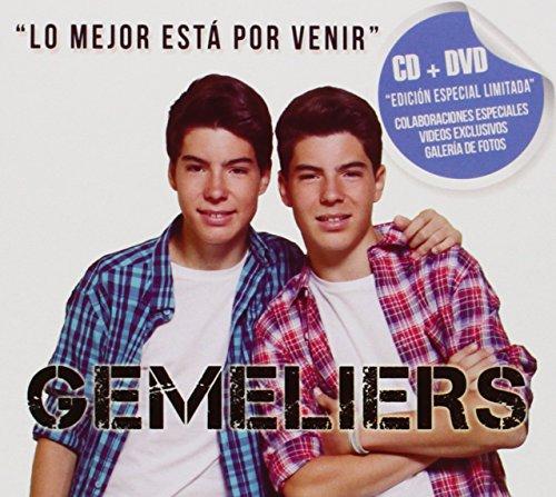 Lo Mejor Está Por Venir: Gemeliers: Amazon.es: CDs y vinilos}