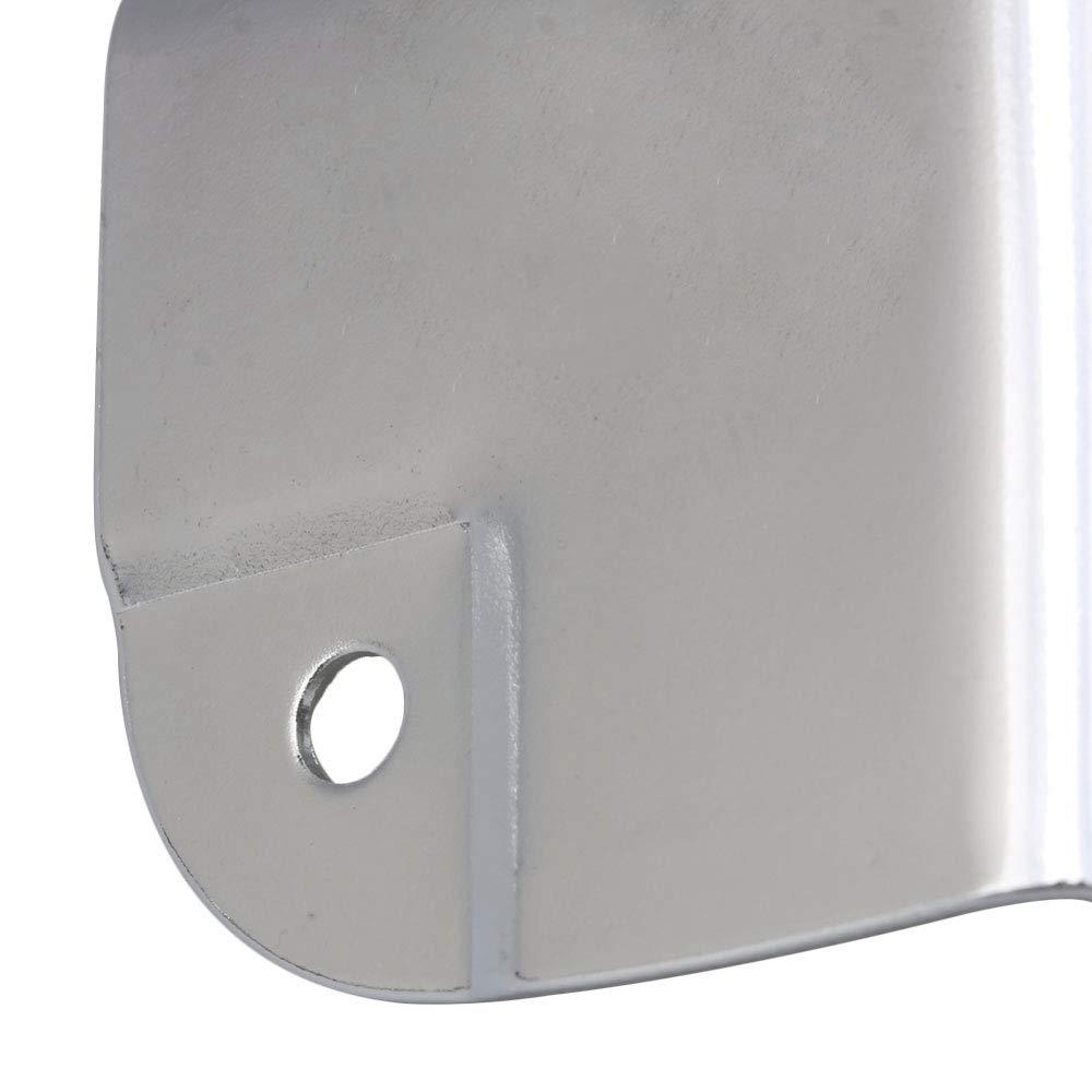 40 mm Yibuy Dreieck Hardware Koffer f/ür Holzkasten 2 St/ück Zubeh/ör