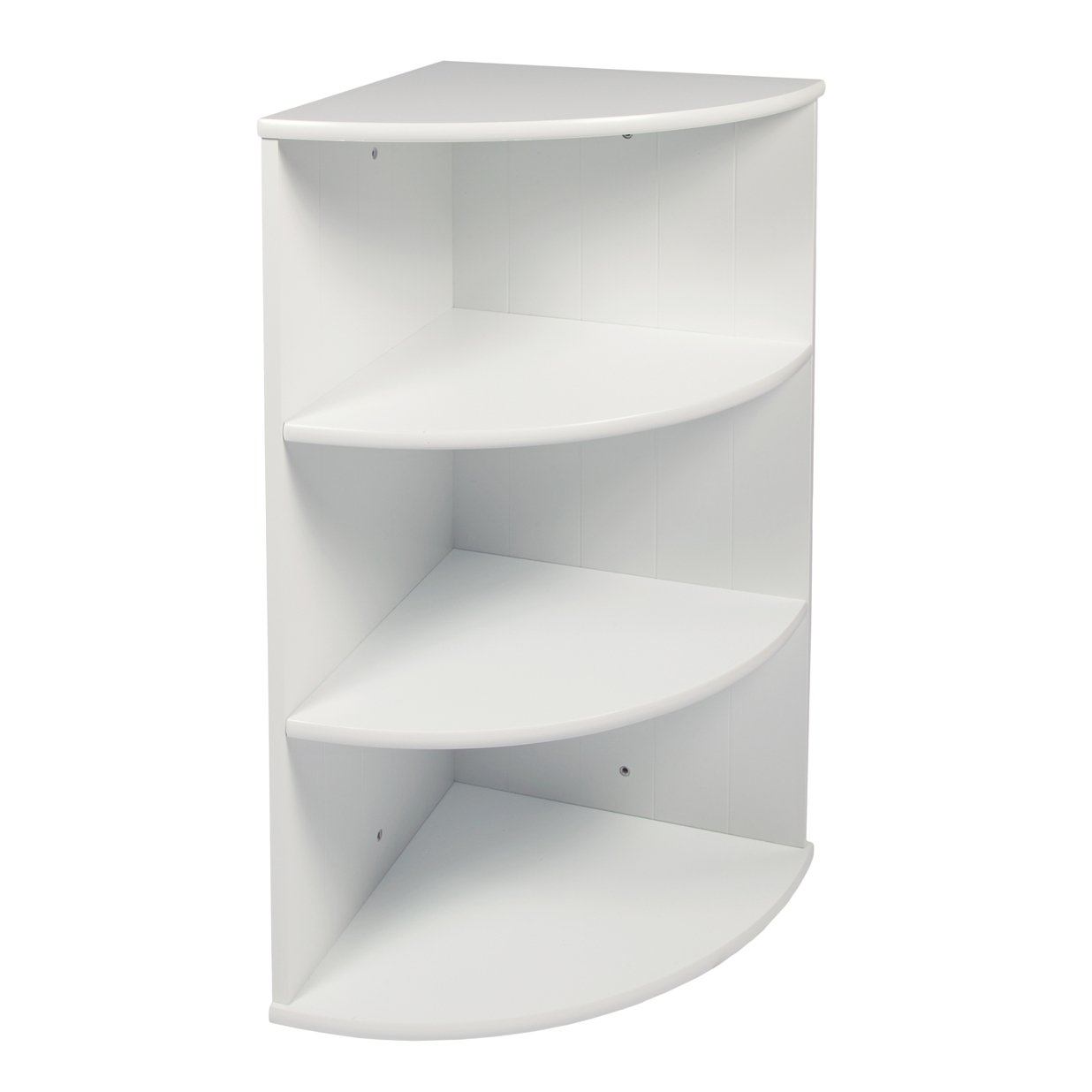 wall mounted corner cabinet woodluv mdf 3 tier wall mounted corner shelf bathroom 6946