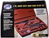 Advanced Tool Design Model  ATD-5466 Heavy Duty 16'' Snap Ring Pliers Set