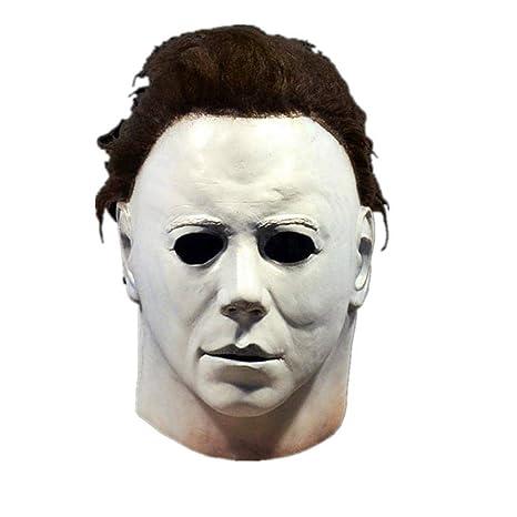 Kundschaft zuerst Schatz als seltenes Gut Schuhe für billige Michael Myers Maske Halloween Cosplay Horror Vollmaske ...