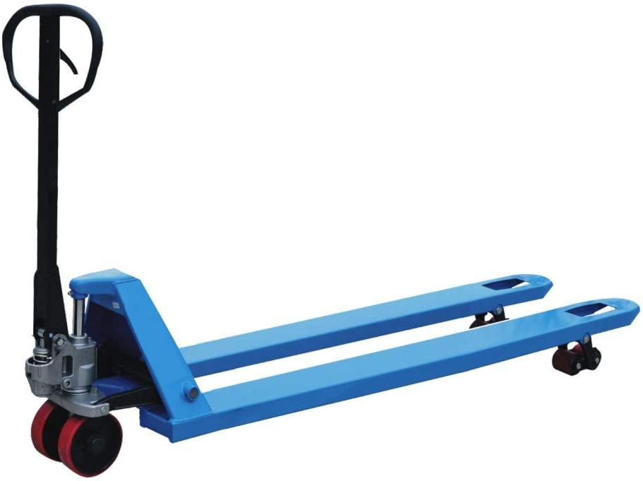 Quantity: 2 4400# Cap. 27 W x 72 L Forks DAZONE Extra Long Pallet Jack Truck M20L