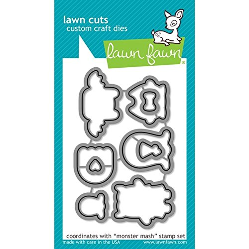 Monster Mash Dies - Lawn Fawn by Lawn Fawn
