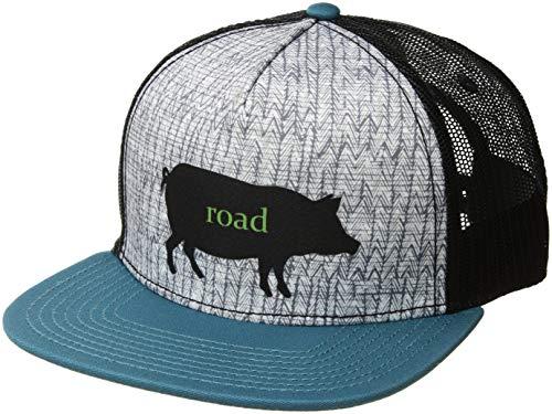 prAna Men's Journeyman Trucker, Road Hog, One Size
