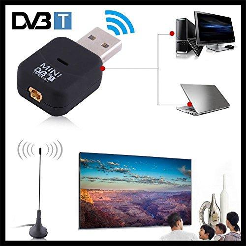 Mini USB2.0 Digital DVB-T USB 2.0 Digital Video Broadcasting SDR+DAB+FM HDTV Tuner Receiver Stick FC0012, Windows XP/2000/vista/Win7