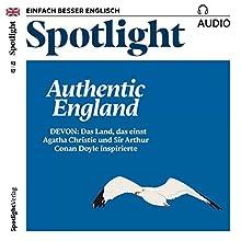 Spotlight Audio - Authentic England. 12/2017: Englisch lernen Audio - Das echte England Hörbuch von  div. Gesprochen von:  div.