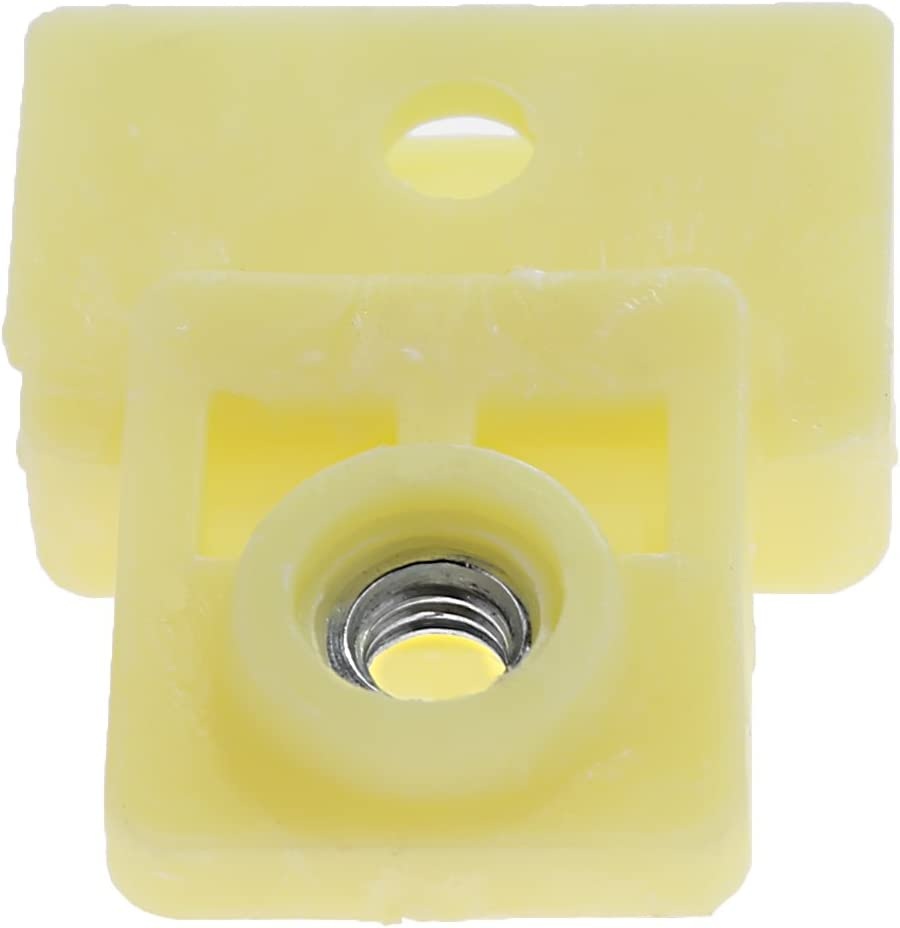 Canyon,Trooper Window Glass Channel Clips Fit Many Car W//Tips Colorado