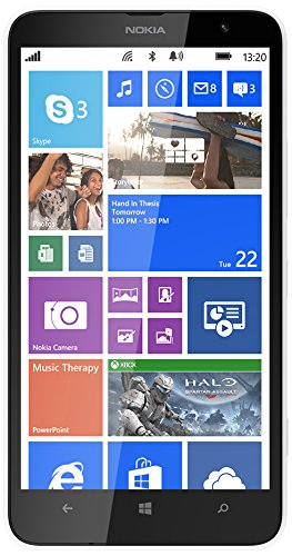 Nokia 1320 - Smartphone libre Windows Phone (pantalla 6