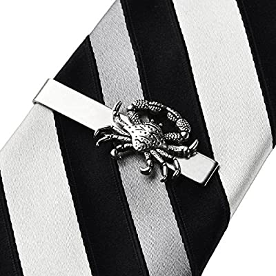 Crab Tie Clip