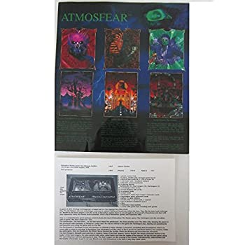 Atmosfear - VHS Board Game