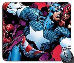Custom New Avengers G7v12 Marvel Comics Mouse Pad