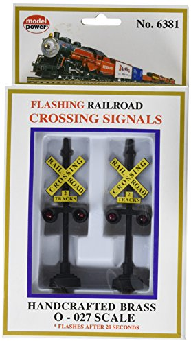 O Crossing Signal (2) for sale  Delivered anywhere in USA