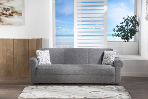 Elita Sofa Sleeper – Diego Gray Features