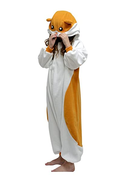 Fleece Pijama Kigurumi - Hamster